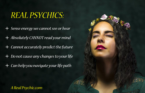 Are Psychics Real – A Real Psychic
